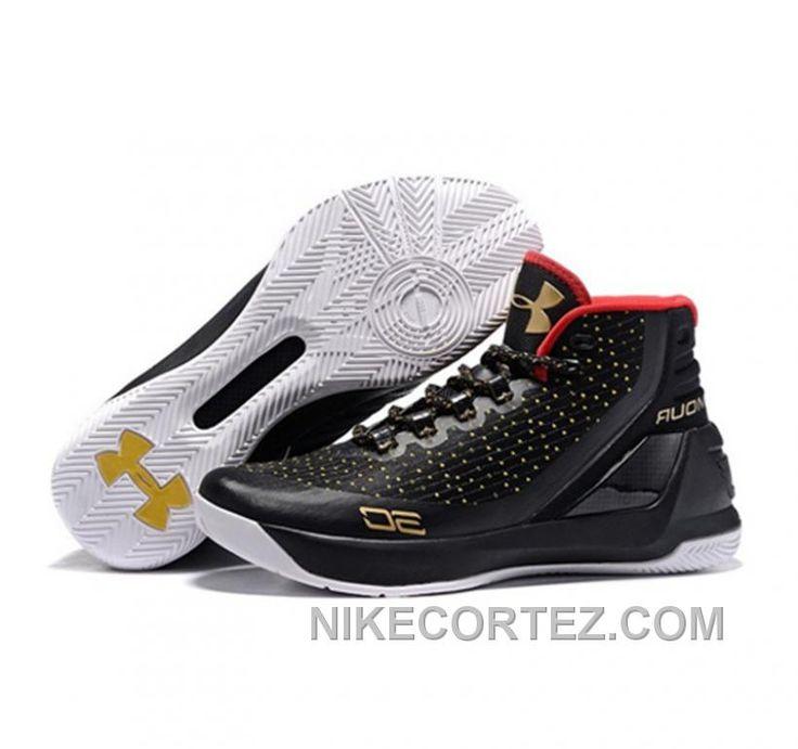http://www.nikecortez.com/under-armour-stephen-curry-3-shoes-black-white-golden.html UNDER ARMOUR STEPHEN CURRY 3 SHOES BLACK WHITE GOLDEN Only $85.00 , Free Shipping!