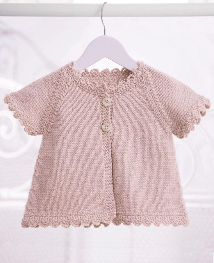 Lana Grossa JACKE Cool Wool Cashmere - FILATI Infanti No. 12 - Modell 51 | FILATI.cc WebShop