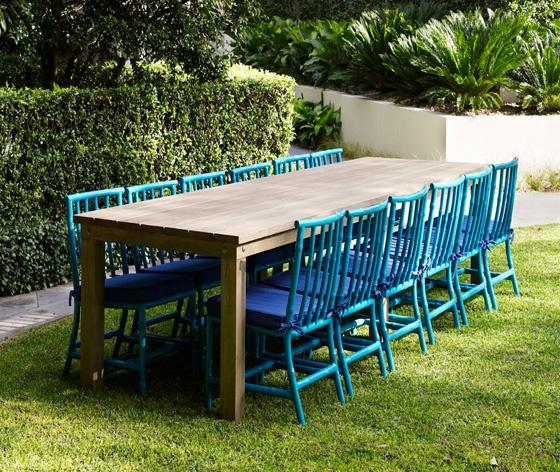 Robert Plumb patio furniture