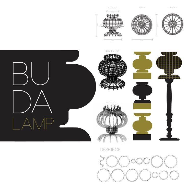 Diseño Proyecto BudaLamp