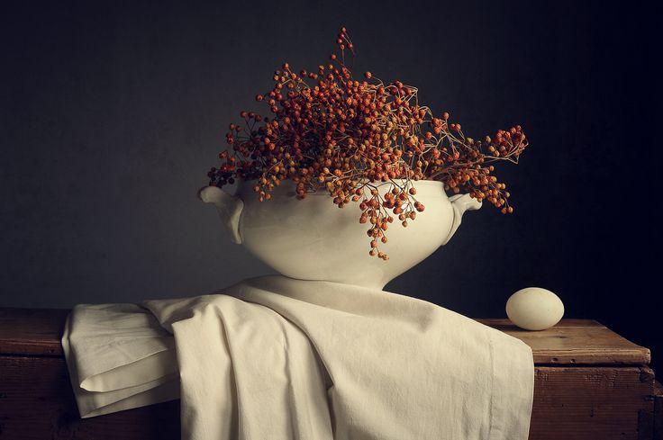 """Stilleven """"Ei""""  fotografie: H.Stilting"""