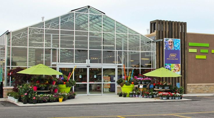 TERRA Greenhouse have garden centers & store near by your location in Hamilton, Burlington, Milton, Vaughan, Waterdown.