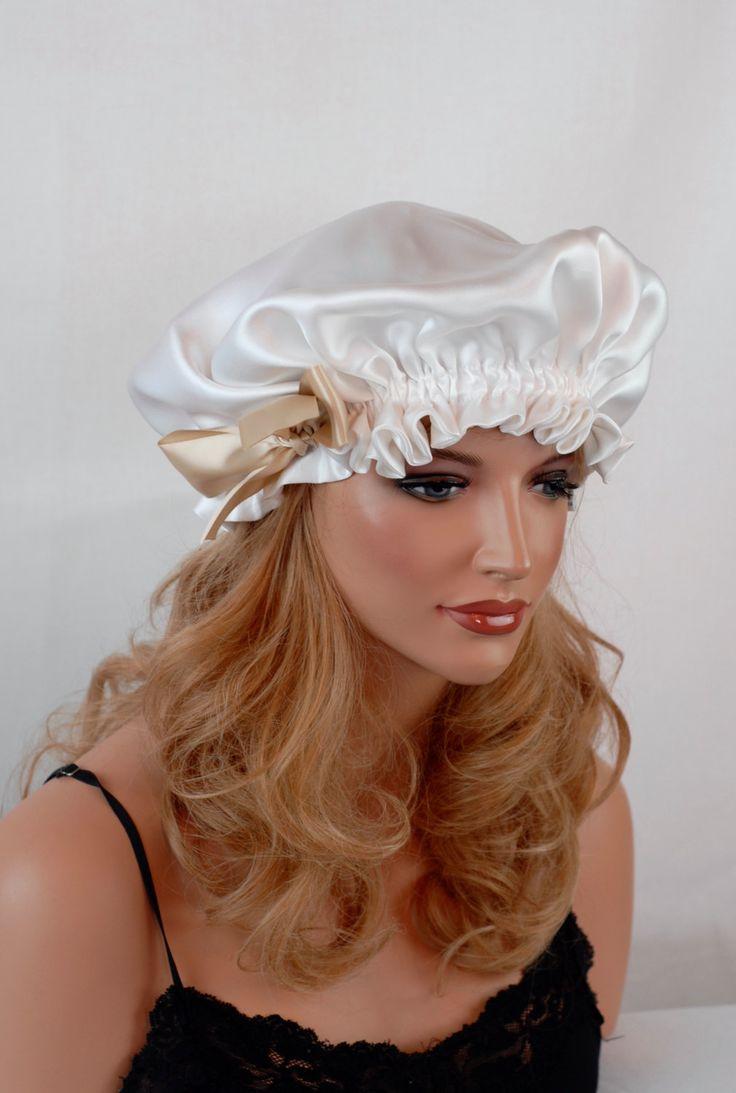 17 Best Images About Silk Hair Bonnets On Pinterest