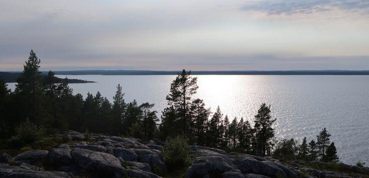 Sweden Road Trip Part 3: Storforsen to Norrfällsviken