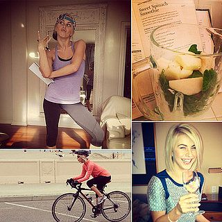 Julianne Hough Diet and Fitness Routine