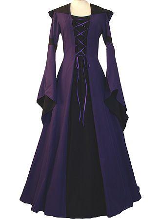 dornbluth.co.uk - medieval dresses Lots of beautiful dresses of I ever get up for spending $ instead of making mine
