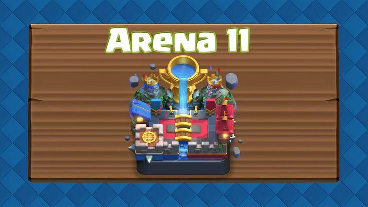 Clash Royale Arena 11 – Legendary Arena