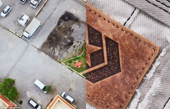 Aerial Landscapes by Joseph Ford