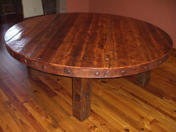 Barn Wood Dining Table Barn Wood Projects Pinterest : e62db1a8996c7f27f367e0a00d48e158 from pinterest.com size 736 x 552 jpeg 158kB