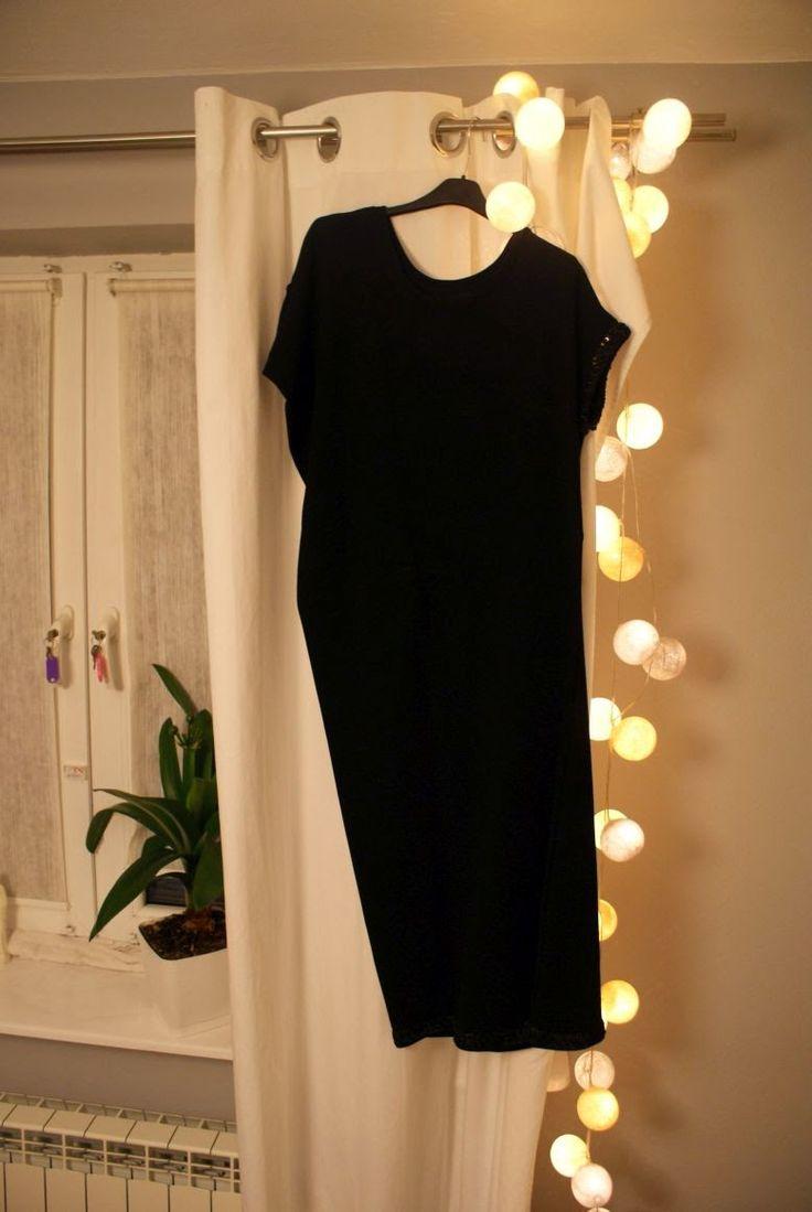 startowa: 35. Na wesele w czerni? drape drape dress