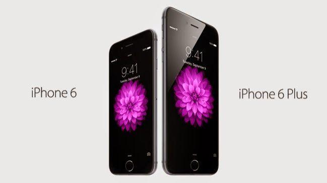 Apple iPhone 6 ve iPhone 6 Plus'u tanıttı! İşte iPhone 6'nın fiyatı. http://www.elektronikgaraji.com/2014/09/apple-iphone-6-ve-iphone-6-plusu-tantt.html
