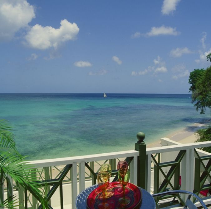 WEST SHORE, Weston, St. James, Barbados - Beachfront