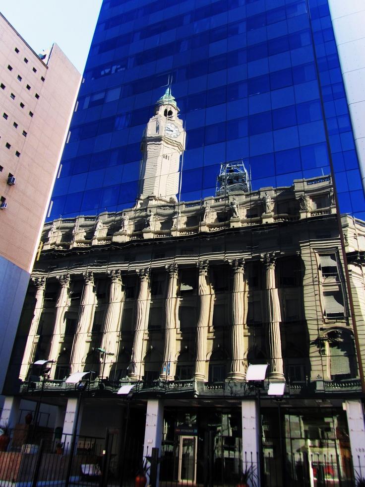 Edificios. Buenos Aires.