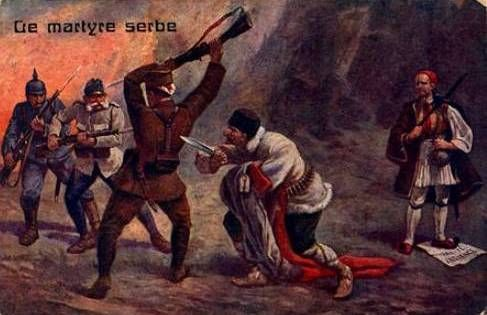WHY DID AUSTRIA-HUNGARY FAIL TO SUBDUE SERBIA IN 1914?