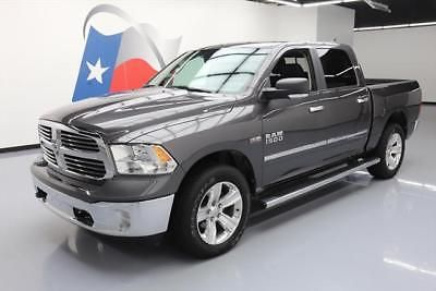 2015 Dodge Ram 1500  2015 DODGE RAM 1500 BIG HORN CREW 4X4 HEMI SUNROOF 22K #761285 Texas Direct Auto