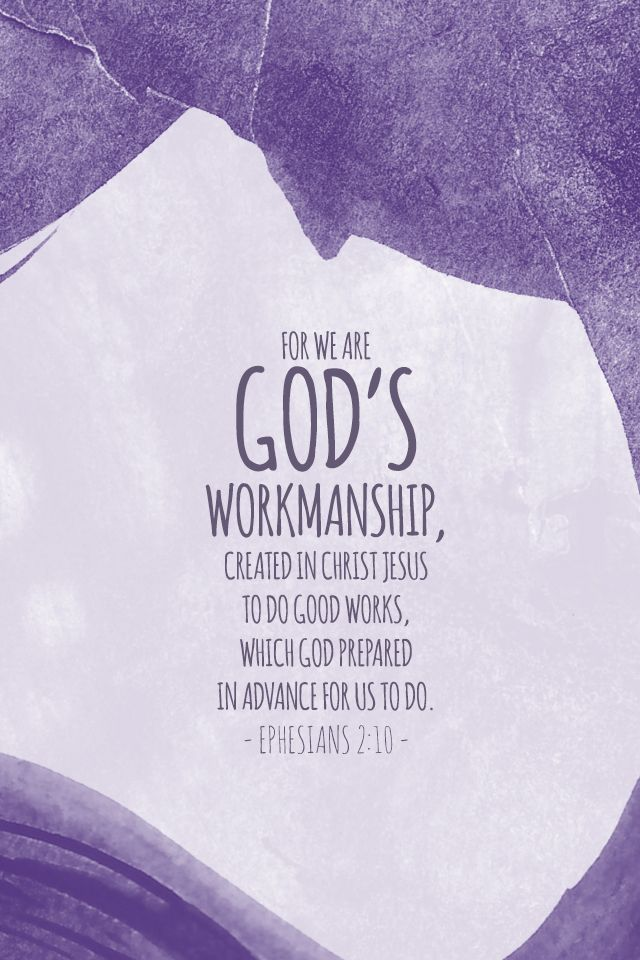 New purple, Bible verse lock screen for my iPhone.