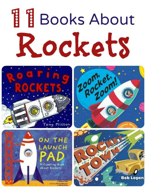 space rocket book - photo #1