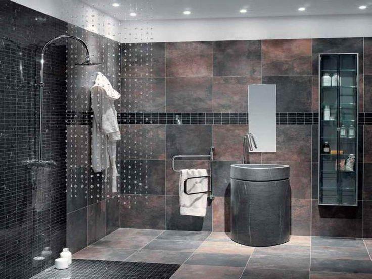 creating a stylish bathroom wall tiles design with natural colour bathroom wall tiles design india bathroom wall tiles design ideas home design - Bathroom Wall Tiles Design Ideas