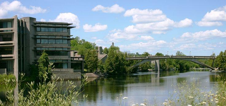 Trent University Peterborough Ontario