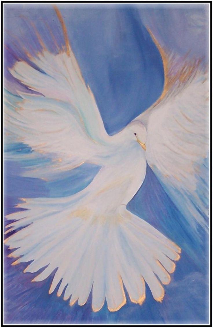 the Holy Spirit - Peace.