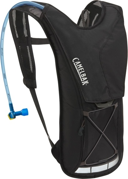 Great for long bike rides, with no need to reach for bottles over and over.