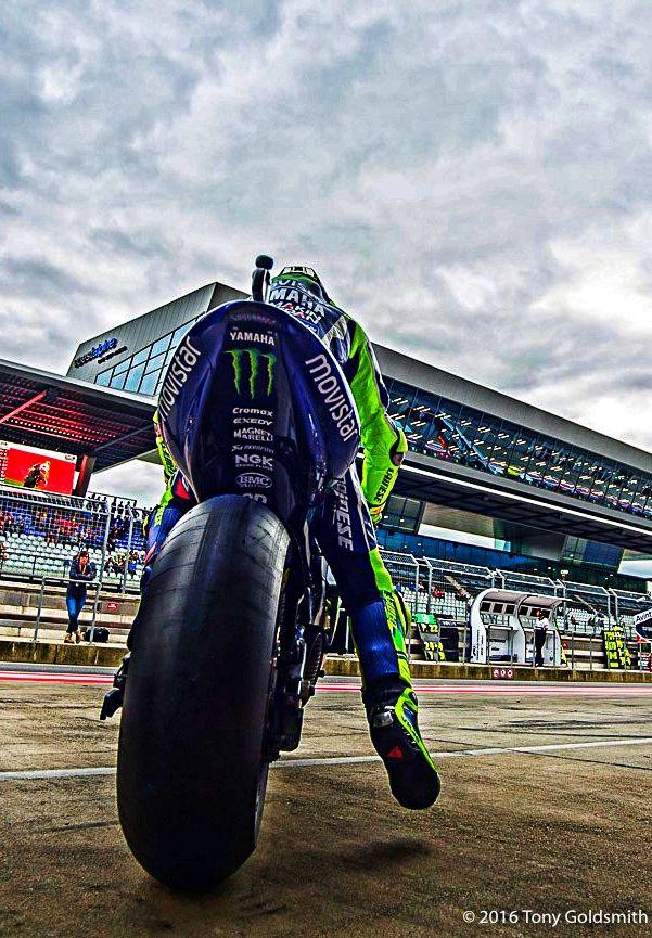 Valentino Rossi MotoGP Austria 2016