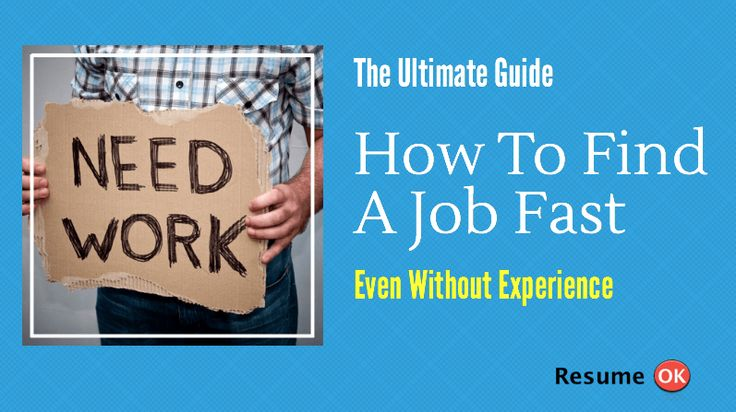 how to find a job essay The real reason that young people can't find jobs  the first reason that young people can't find work is  one way to measure whether the youth job market is.
