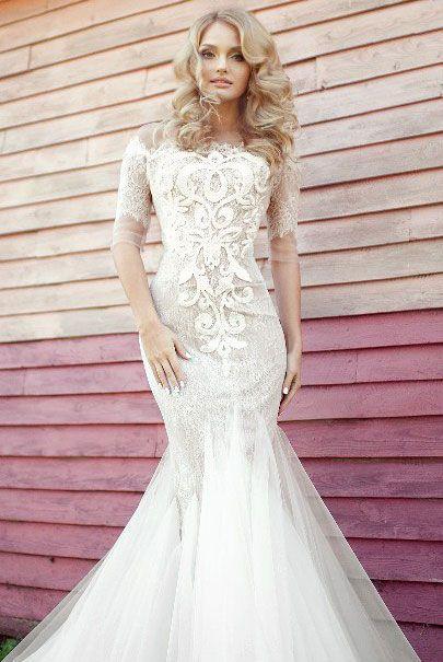 Свадебное платье Rara Avis Kemi