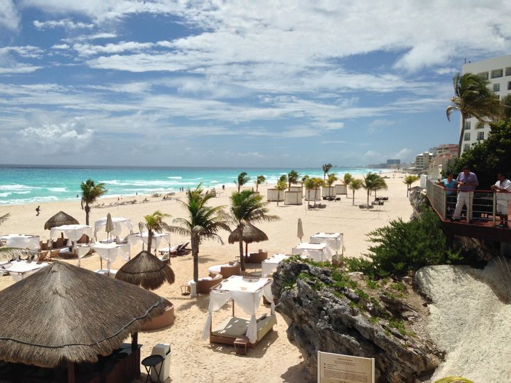 This is my office, Cancun Mexico