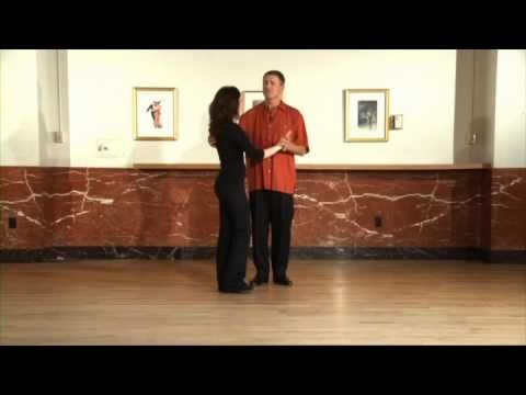 East Coast Swing - Tuck In - Virtual Ballroom Lessons - YouTube
