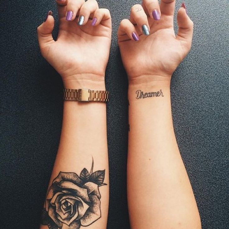 Love this rose tat on@gaiaperico_!  - Follow my art page: @justartspiration!