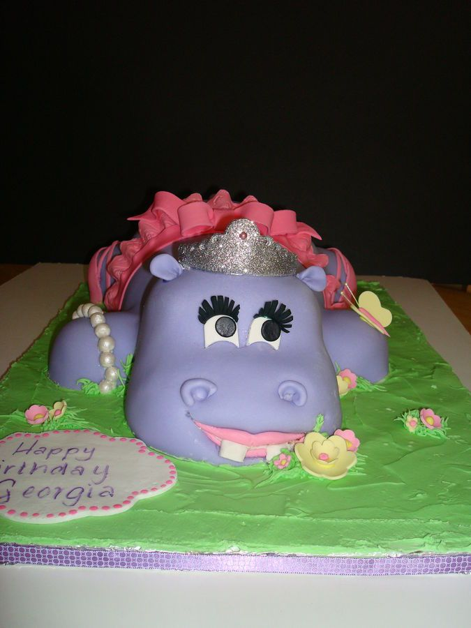 Theres A Hippopotamus On The Hospital Roof Eating Cake