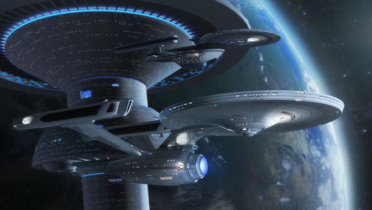 Star Trek Bridge Commander pic The Enterprise from Star Trek: Phase II and the…