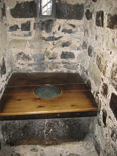 Henry VIII's toilet                                                       …