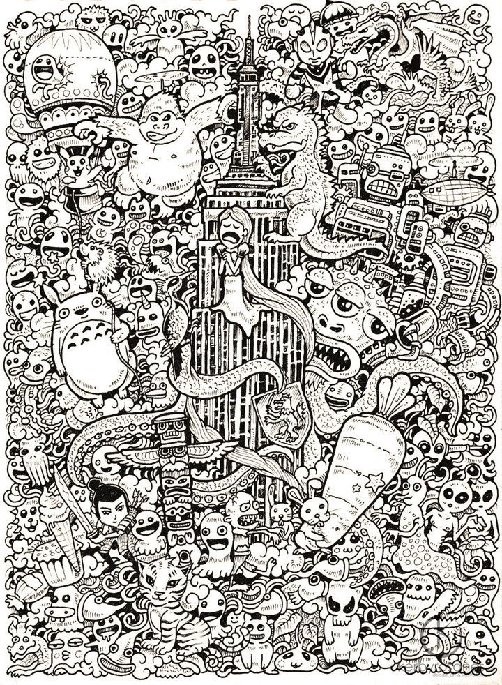 Doodle Invasion - Google Search
