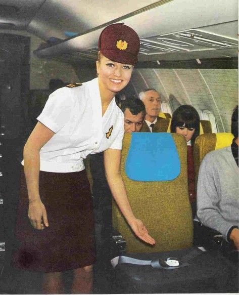Homepage stewardess