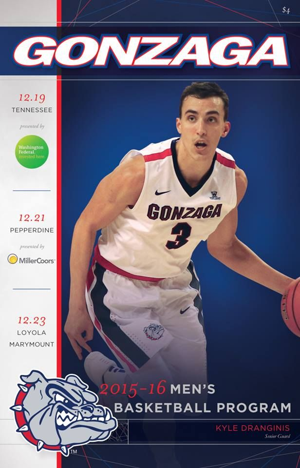 14 best images about Gonzaga Bulldogs on Pinterest | West ...