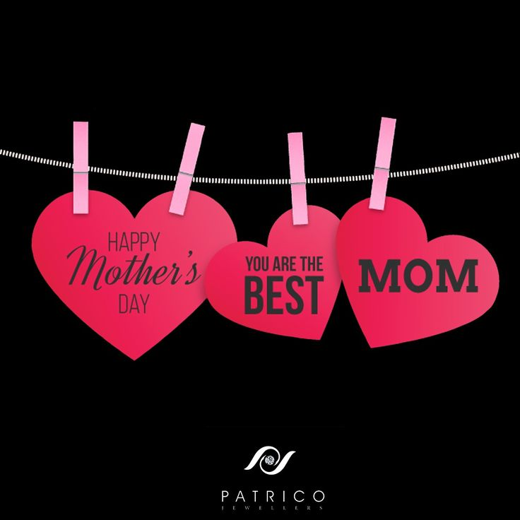 Patrico Jewellers wishes you a special Mother's Day. #mothersday #love #celebrate