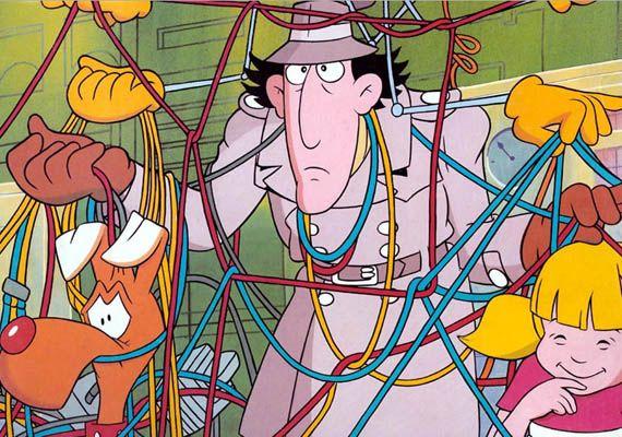 80's cartoons   Inspector gadget tops the list of the great 80s cartoon parody . It ...