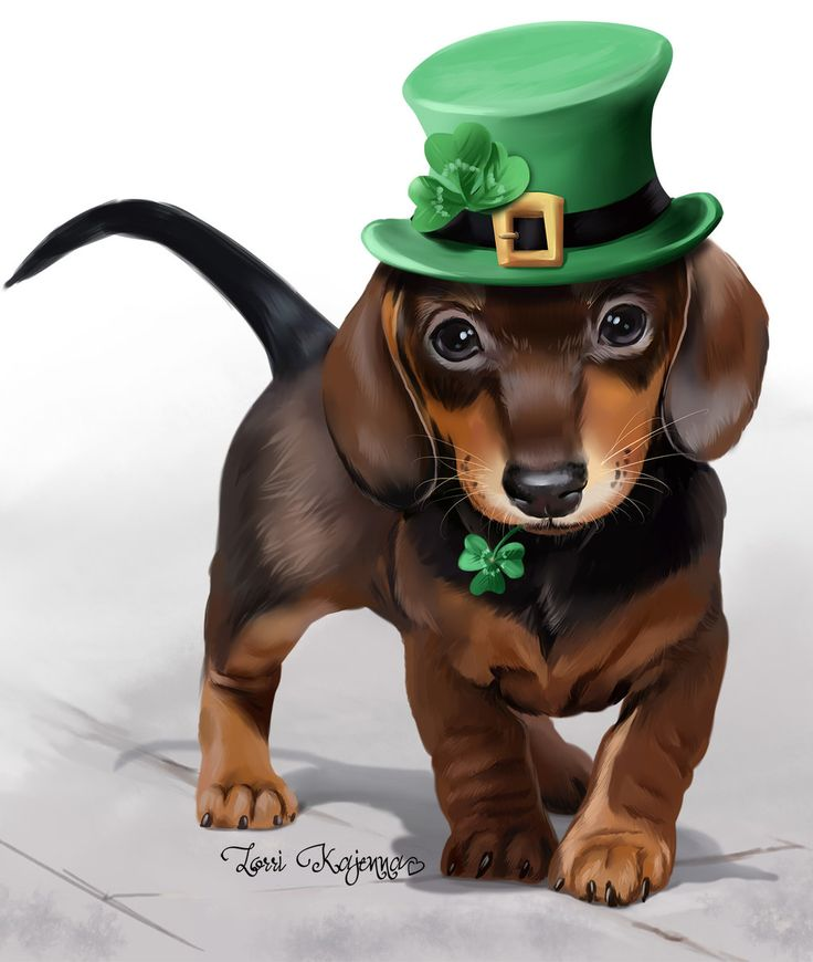 St. Patrick's day by Kajenna.deviantart.com on @DeviantArt