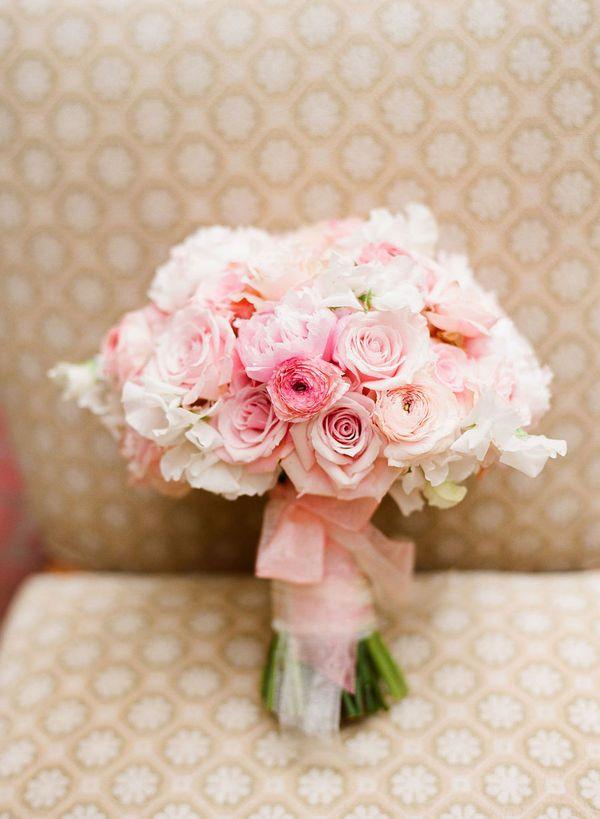 -Pink Flower, Pink Wedding, Pink Roses, Bridal Bouquets, Pink Bouquets, Wedding Bouquets, Colors, Sweets Peas, Pink Peonies