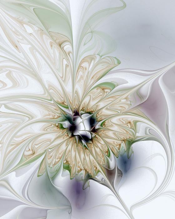 Unfurled Digital Art  by Amanda Moore