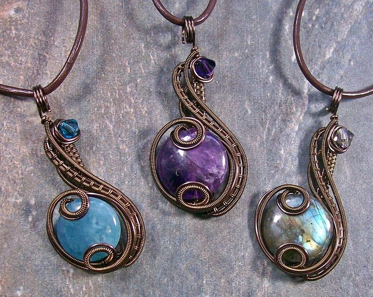 Customizable Bronze Coriolis Pendant Jewelry