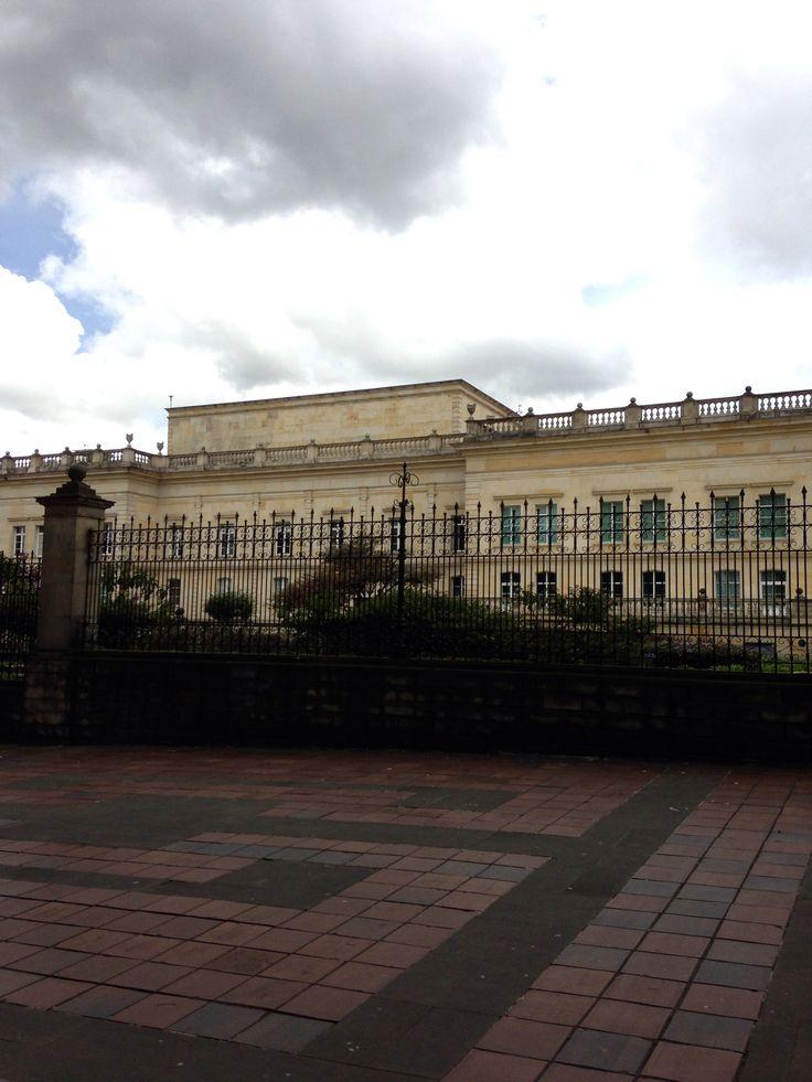 Palacio de Nariño Bogotá.