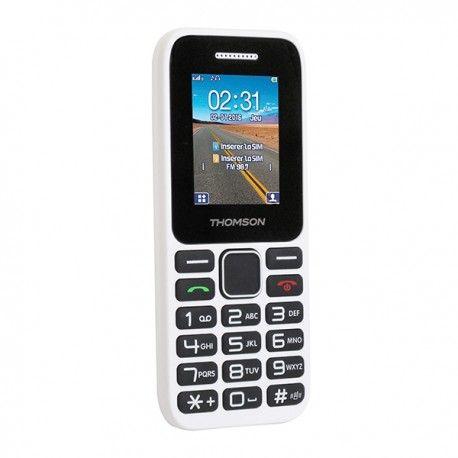 Teléfono Móvil libre  THOMSON TLINK11