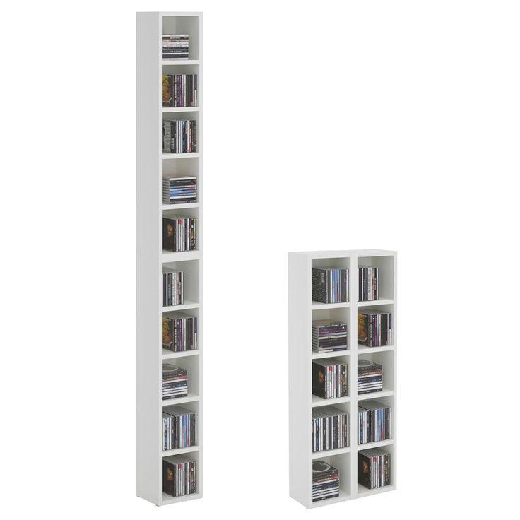 die besten 25 cd dvd regal ideen auf pinterest cd dvd. Black Bedroom Furniture Sets. Home Design Ideas
