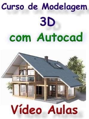 Curso de Modelagem 3D com Autocad - Vídeo Aulas #mpsnet #conhecimento www.mpsnet.net Aulas narradas em português destinam-se a treinar-se no uso do AutoCAD 3D, para utilizar os recursos disponíveis para criação de figuras em perspectivas. Veja em detalhes neste site http://www.mpsnet.net/loja/index.asp?loja=1&link=VerProduto&Produto=500