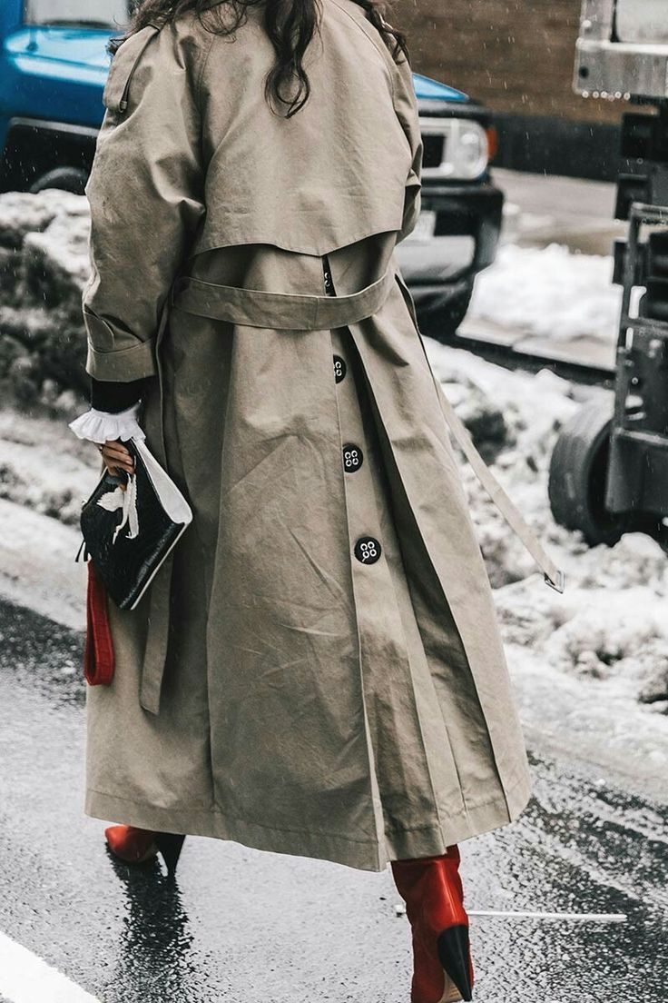 The Best Street Style From New York Fashion Week 2019   Street style    Camel Coat, Coat, Fashion 6e15d08e28