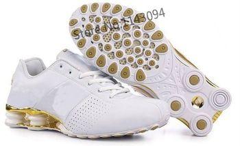 Brand Shox Mens Sporting Running Shoes Original Box Package Hot Shox Shoes Sale Size 41-46