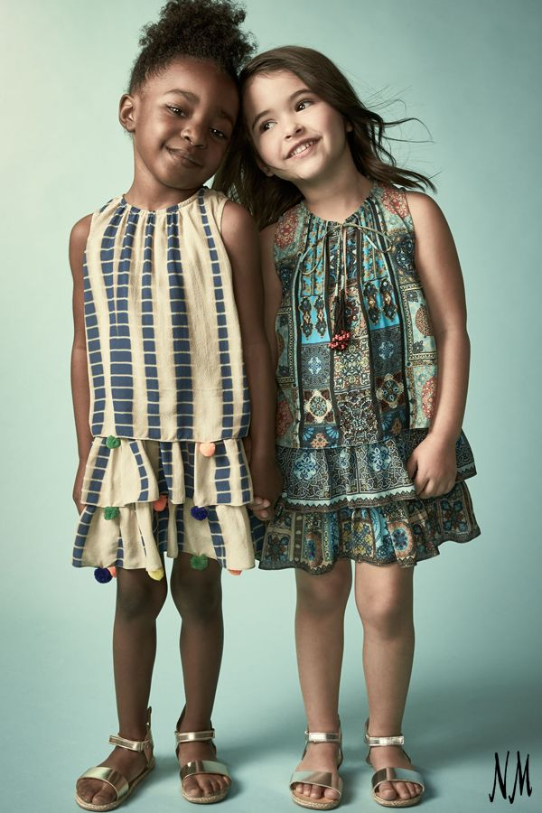 Dress your little ones in tiers of love by Hemant and Nandita. They are sure to be the style stars from classroom to play time.
